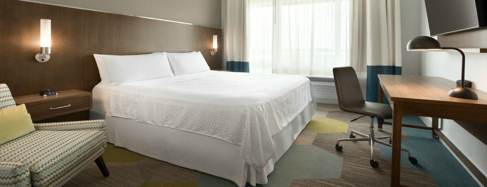 Miami Airport Accommodations - Traditional King Guest Room